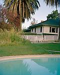 Swimming pool, Hollister, CA, USA