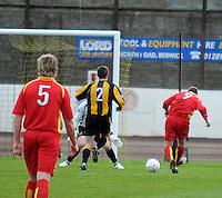 04/04/09 Berwick v Albion Rovers
