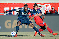 Chicago Fire vs Vancouver Whitecaps, March 14, 2015