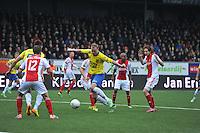 VOETBAL: CAMBUURSTADION: LEEUWARDEN: 15-12-2013, SC Cambuur AJAX, uitslag 1-2, ©foto Martin de Jong