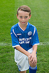 St Johnstone FC Academy Under 11's<br /> Luke Stormont<br /> Picture by Graeme Hart.<br /> Copyright Perthshire Picture Agency<br /> Tel: 01738 623350  Mobile: 07990 594431