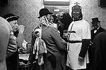 Blewbury Mummers Play. Blewbury Oxfordshire. England 1974