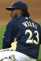 2010 April 3 Tigers @ Brewers