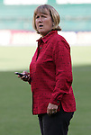 10 May 2008: United States general manager Cheryl Bailey. The United States Women's National Team defeated the Canada Women's National Team 6-0 at RFK Stadium in Washington, DC in a women's international friendly soccer match.
