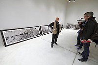 55th Art Biennale in Venice - The Encyclopedic Palace (Il Palazzo Enciclopedico).<br /> Arsenale.<br /> Holy See (Vatican) exposition.<br /> Josef Koudelka (Czech Republic), photographhs.
