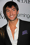 Olympic Skater Evan Lysacek at the Figure Skating in Harlem  - the 2011 Skating with the Stars on April 4, 2011 at Wollman Rink, Central Park, New York City, New York. (Photo by Sue Coflin/Max Photos)
