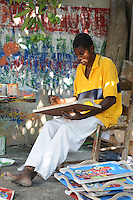 Artisans in Haiti