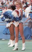 Toronto Argonauts Cheerleader. Photo F. Scott Grant