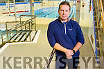 Tralee Regional Sports and Leisure Centre New manager Finbar