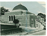Beth El Synagogue in Waterbury, 1961.