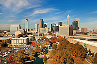Autumn in Charlotte, NC