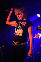 OCT 20 The Pretenders performing at Omeara