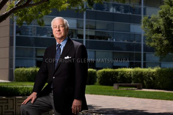 John Freidenrich, founder of Ware Freidenrich, Stanford Donor.