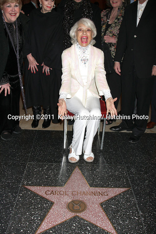 Carol Channing 2015
