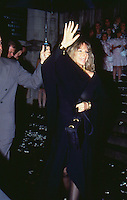Barbra Streisand 1993 Mariah Carey Wedding NYC By Jonathan Green