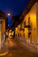 Streets of Cusco, Peru