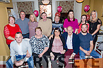 Shannon Hanafin, Tralee celebrates her 21st Birthday with family at the Brogue Inn on Friday. Pictured l-r front Chris Foley, Martina Hanafin, Shannon Hanafin, Richie Hanafin, David Hanafin, Back l-r Ann Dunne, Chris Hanafin, Helen Hanafin, Pat Hanafin, Bobbie Hanafin, Sarah McLoughlin, Jade Enright