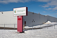 The International Maple syrup Strategic Reserve warehouse is seen in Saint-Antoine-de-Tilly, 40km South-West of Quebec City Wednesday March 30, 2011. Asian market is going to buy Maple Syrup at a premium and Canada is ready to cash in.