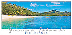 Fiji Islands Postcards
