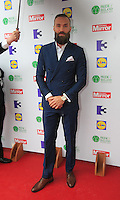 03/06/2014  <br />  Calum Best<br /> during the Pride of Ireland awards at the Mansion House, Dublin.<br /> Photo: Gareth Chaney Collins