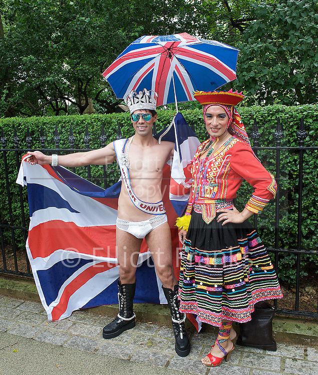 World Pride &amp; London Pride event <br />