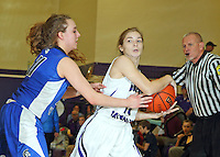 Girls Varsity Basketball vs. Chatard 1-9-15