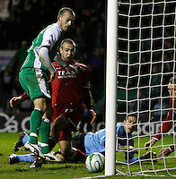 Hibs v Aberdeen 15/11/08