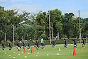 Japan Women's National team training camp