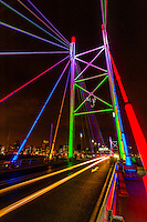 South Africa-Johannesburg-Nelson Mandela Bridge