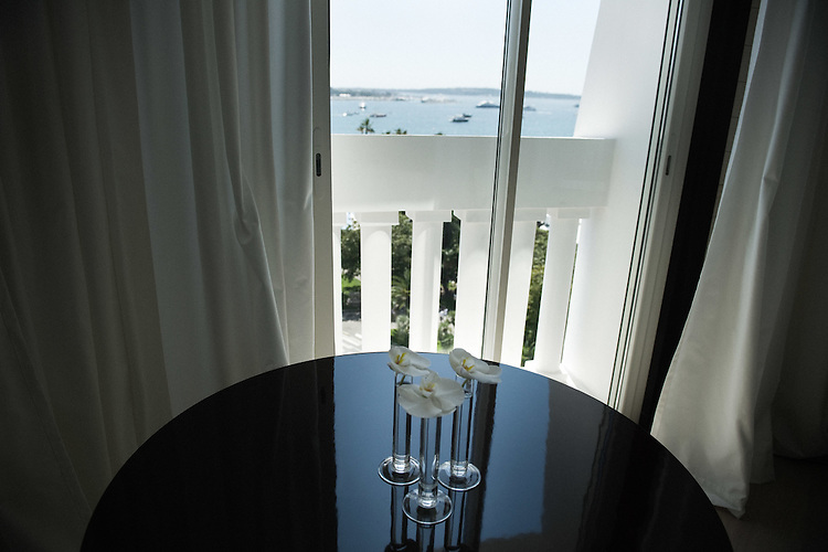 Hotel Majestic, during the 63rd Cannes Film Festival. France. 13 May 2010. Photo: Antoine Doyen