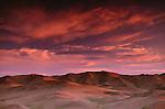 Gobi desert, Gobi Gurvansaikhan National Park, Mongolia