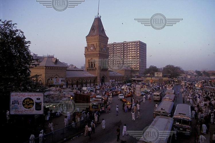 The Empress market.