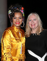 Hollywood, CA - February 19: Andra Day, Jennifer Graylock, At 3rd Annual Hollywood Beauty Awards_Inside, At Avalon Hollywood In California on February 19, 2017. Credit: Faye Sadou/MediaPunch