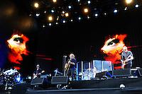 JUN 26 The Who performing at Barclaycard British Summer Time