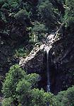 waterfall at Tassajara