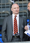 St Johnstone v Dundee United...19.04.14    SPFL<br /> Dundee Utd Chairman Stephen Thompson<br /> Picture by Graeme Hart.<br /> Copyright Perthshire Picture Agency<br /> Tel: 01738 623350  Mobile: 07990 594431
