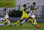 Atlético Nacional venció 1-0 a Atlético Bucaramanga. Fecha 2 Liga Águila I-2017.