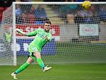 St Johnstone FC&hellip; Season 2016-17<br />Zander Clark<br />Picture by Graeme Hart.<br />Copyright Perthshire Picture Agency<br />Tel: 01738 623350  Mobile: 07990 594431