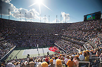 ..Tennis - US Open - Grand Slam -  New York 2012 -  Flushing Meadows - New York - USA - Saturday 9th September  2012. .© AMN Images, 30, Cleveland Street, London, W1T 4JD.Tel - +44 20 7907 6387.mfrey@advantagemedianet.com.www.amnimages.photoshelter.com.www.advantagemedianet.com.www.tennishead.net