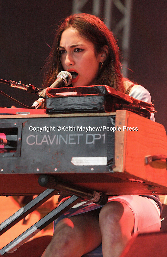 Kent - Hop Farm Music Festival, nr Paddock Wood, Kent - July 1st, 2nd and 3rd 2011..Photo by Keith Mayhew