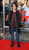 Rio Mangini at the world premiere for &quot;Fist Fight&quot; at the Regency Village Theatre, Westwood, Los Angeles, USA 13 February  2017<br /> Picture: Paul Smith/Featureflash/SilverHub 0208 004 5359 sales@silverhubmedia.com
