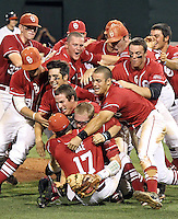 2010 NCAA Super Regionals Oklahoma vs Virginia