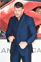 Michael Bisping at the premiere of &quot;xXx-Return of Xander Cage&quot; at the O2 Cineworld, London, UK. <br /> 10th January  2017<br /> Picture: Steve Vas/Featureflash/SilverHub 0208 004 5359 sales@silverhubmedia.com