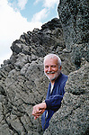 Russell Banks, American writer in 1997.