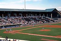 Ballparks: Lake Elsinore Storm Ballpark, 1994 (the year it opened). Lake Elsinore Diamond seats 7866.
