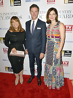 HOLLYWOOD, CA - SEPTEMBER 16: Robin Bronk, Paul Turcotte and Betsey Brandt attends The Television Industry Advocacy Awards benefiting The Creative Coalition hosted by TV Guide Magazine & TV Insider at the Sunset Towers Hotel on September 16, 2016 in Hollywood, CA. Credit: Koi Sojer/Snap'N U Photos/MediaPunch