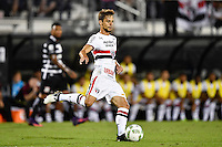 Orlando, FL - Saturday Jan. 21, 2017: São Paulo defender Rodrigo Caio (3) during the first half of the Florida Cup Championship match between São Paulo and Corinthians at Bright House Networks Stadium.