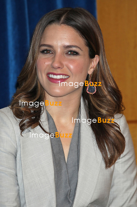Sophia Bush, The People's Choice Awards 2013 Nominations Press Conference. Los Angeles, November 15, 2012.