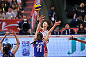 Saori Kimura (JPN), .MAY 27, 2012 - Volleyball : FIVB the Women's World Olympic Qualification Tournament for the London Olympics 2012, between Japan 2-3 Serbia at Tokyo Metropolitan Gymnasium, Tokyo, Japan. (Photo by Jun Tsukida/AFLO SPORT) [0003].