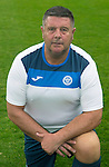 St Johnstone FC Photocall, 2015-16 Season....03.08.15<br /> George Browning U20 Goalkeeping coach<br /> Picture by Graeme Hart.<br /> Copyright Perthshire Picture Agency<br /> Tel: 01738 623350  Mobile: 07990 594431